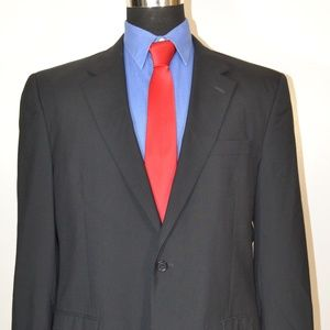 Jos A Bank 44L Sport Coat Blazer Suit Jacket